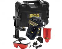 STANLEY FMHT1-77357, FatMax 3linkový laser, červený 4.27kg