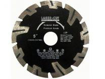 Diamantový kotouč na beton, cihly, břidlice, pískovec, mramor, žulu LASER-CUT L SP - 125x22.2x7mm