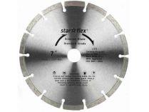 Diamantový kotouč na beton, cihly, keramiku, železobeton LASER-CUT L SS - 350x25.4x12mm