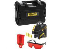 STANLEY FMHT1-77416, FatMax linkový laser 360°+2V, červený, 2.84kg