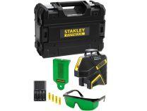 STANLEY FMHT1-77443, FatMax linkový laser 360°+2V, zelený, 3kg