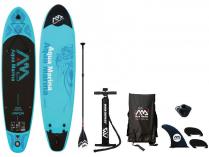 Nafukovací paddleboard AQUA MARINA VAPOR (BT-18VAP) 330x75x10cm, 9.5kg