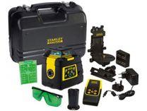 STANLEY FMHT1-77441, FatMax, RL HVPW-G rotační laser, zelený, 7.22kg