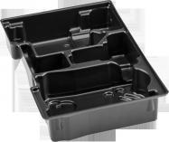 Plastová vložka do kufru Bosch L-BOXX 102 pro příslušenství Bosch 10,8 V