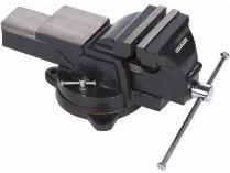 Dílenský svěrák Kreator KRT554012 - 125mm, 10.5kg
