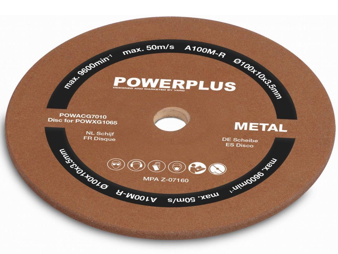 Kotouč pro brusku řetězů PowerPlus POWACG7010 pro POWXG1065 PowerPlus (VARO)