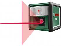 Křížový laser Bosch Quigo - 635nm, 0.22kg