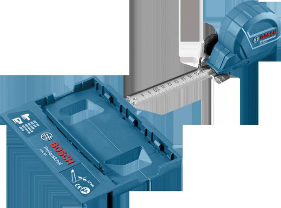 Nástavec na kruhové a obloukové řezy pro kmitací pily Bosch GST 160, GST 140, GST 1400, GST 18 V-LI, GST 18 V-LI S, GST 18 V-LI B Professional (Bosch FSN SA Professional), kód: 1600A001FT Bosch příslušenství
