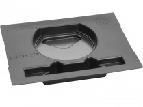 Plastová vložka do kufru Bosch L-BOXX 374 pro Bosch GOF 2000 CE Professional