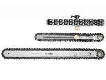 Souprava frézovacích (dlabacích) řetězů pro dlabačky Festool CM 150, CMP 150 - 28x40x100mm