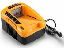 Nabíječka Riwall RAC 540 pro baterie 40V zn. Riwall (rychlá)