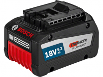 Zásuvný akumulátor Bosch GBA 18V 6,3 Ah EneRacer Professional