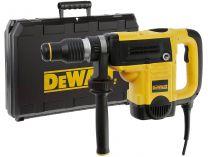DeWalt D25501K - 1100W, 8J, 6.15kg, vrtací a sekací kladivo SDS-Max