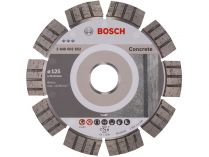 Diamantový kotouč na beton Bosch Best for Concrete 125mm, 12mm
