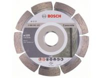 Diamantový kotouč Bosch Standard for Concrete na beton 125mm, 10mm