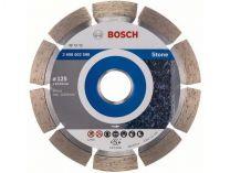Diamantový kotouč Bosch Standard for Stone na kámen a žulu 125mm, 10mm