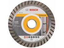 Diamantový kotouč Bosch Professional for Universal Turbo 125mm univerzální