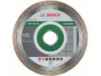 Diamantový kotouč Bosch Standard for Ceramic  na obklady 125mm, 7mm