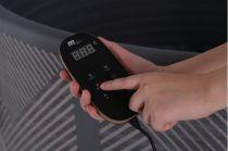 Mobilní vířivka HANSCRAFT MSpa Mono C-MO06 CONCEPT - pro 6 osob, ohřev 1500W, čerpadlo 600W, 1000L, 33.3kg (111181-H)