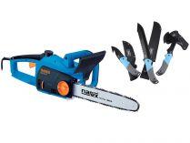 Narex EPR 35-25 - 2500W, 35cm, 4.5kg, elektrická řetězová pila + dárek Garden Kit MACHETE