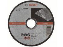 Řezný kotouč Bosch nerez Standard WA 60 T BF, 125mm/1,6 na železo, kov a nerez