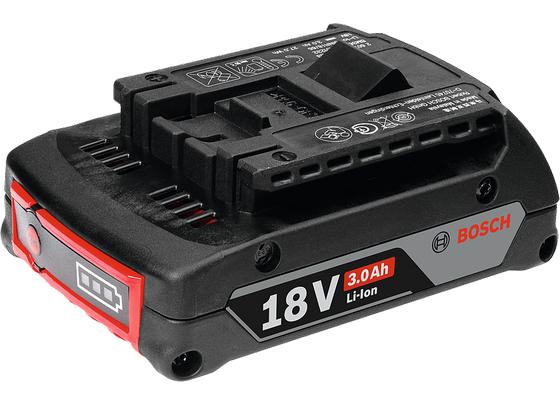 Zásuvný akumulátor Bosch GBA 18V 3.0Ah Professional - 18V/3.0Ah (1600A012UV) Bosch příslušenství