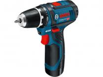 Bosch GSR 12V-15 Professional - 12V, 2 rychl., 30Nm, bez aku, aku vrtačka bez příklepu