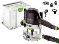 Horní frézka Festool OF 1400 EBQ-Plus - 1400W, 8/70mm, 4.5kg