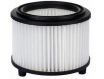 Filtrační vložka - skládaný filtr pro vysavač Bosch AdvancedVac 20, UniversalVac 15