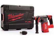 Kombi aku kladivo SDS-Plus Milwaukee M18 CHX-0X - 18V, 2.5J, SDS-Plus, 3.5kg, v kufru, bez aku
