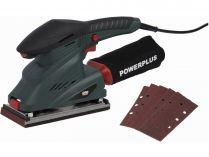 Vibrační bruska PowerPlus POWP5020 - 187x90mm, 250W, 1.8kg