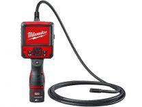 Aku monitorovací kamera Milwaukee M12 IC AV3-201C - 1x 12V/2.0Ah, 0.5kg, kufr
