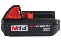 Akumulátor Milwaukee M14 B - 14.4V/1.5Ah REDLITHIUM-ION™