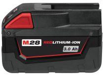 Akumulátor Milwaukee M28 BX - 28V/3.0Ah REDLITHIUM-ION™