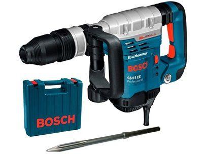Bosch GSH 5 CE Professional sekací pneumatické kladivo SDS-Max 1.150W, 8.3J, 6.2kg (0611321000) Bosch PROFI
