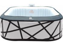 Mobilní vířivka HANSCRAFT MSpa SOHO P-SH06 - pro 4 dospělé a 2 děti