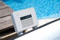 Mobilní vířivka HANSCRAFT MSpa SOHO P-SH06 - pro 4 dospělé a 2 děti, ohřev 1500W, čerpadlo 35W, 720L,1.85x1.85m, výška 0.68m, 35kg (111121-H)