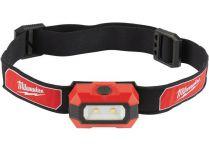 Milwaukee HL-LED - 3x AAA, 300lm, svítilna/čelovka