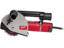 Drážkovací frézka Milwaukee WCE 30 - 1500W, 125mm, 4.3kg