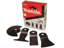 4-dílná sada příslušenství pro multifunkní nářadí Makita B-30617