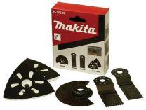 5-dílná sada příslušenství pro multifunkní nářadí Makita B-30639