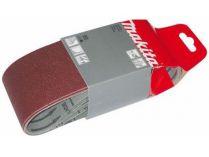 Brusný pás Makita P-36762 - 100x560mm, zrnitost K80, 5ks