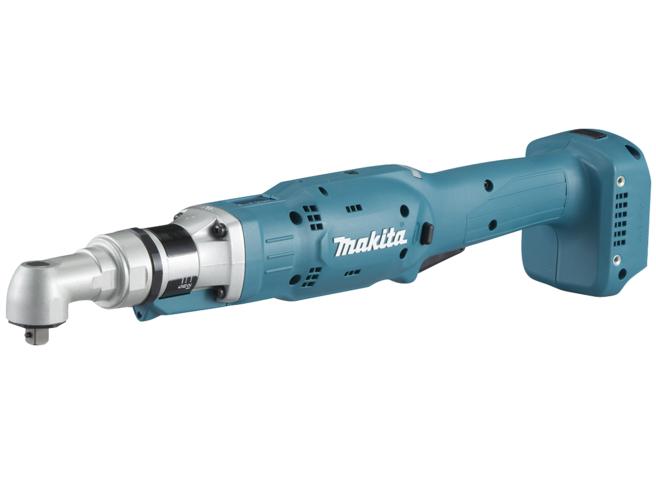 Bezuhlíkový aku úhlový utahovák Makita DFL125FZ - 14.4V, 12Nm, 2kg, bez akumulátoru a nabíječky