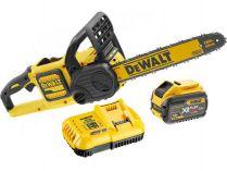 DeWALT DCM575X1-QW - 1x 54V/9.0Ah Flexvolt, 40cm, 5.68kg, bezuhlíková aku řetězová pila