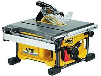 Bezuhlíková aku stolová pila DeWALT DCS7485N-XJ - 54V Flexvolt, 210mm, 21.5kg, bez akumulátoru a nabíječky