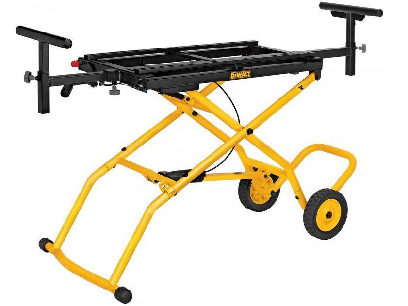 Pojízdný stojan pro pokosové pily DeWalt DE7260-XJ