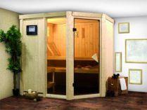 Finská sauna Karibu Fiona 2 standard