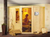 Finská sauna Karibu Simara 1 standard