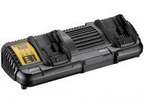 Dvojitá nabíječka DeWALT DCB132-QW pro baterie Flexvolt 18/54V