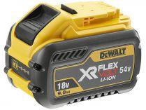 Akumulátor DeWALT DCB547-XJ - 18/54V/9.0Ah XR Flexvolt